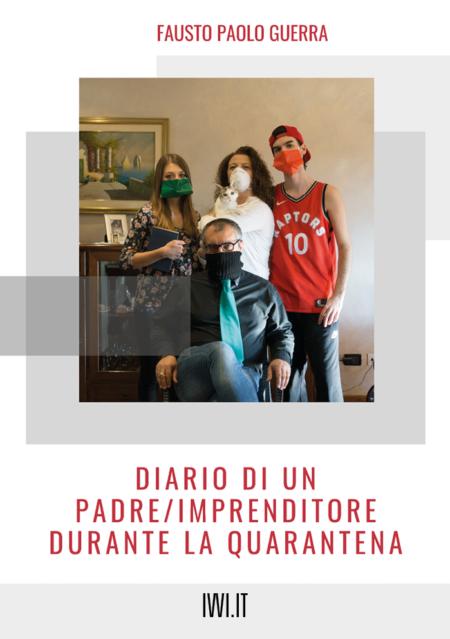 Cover Diario di un padre/imprenditore durante la quarantena