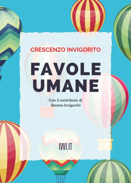 COVER Favole Umane